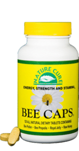 Beecaps Coupon Bee Caps By Nature Cure Royal Jelly